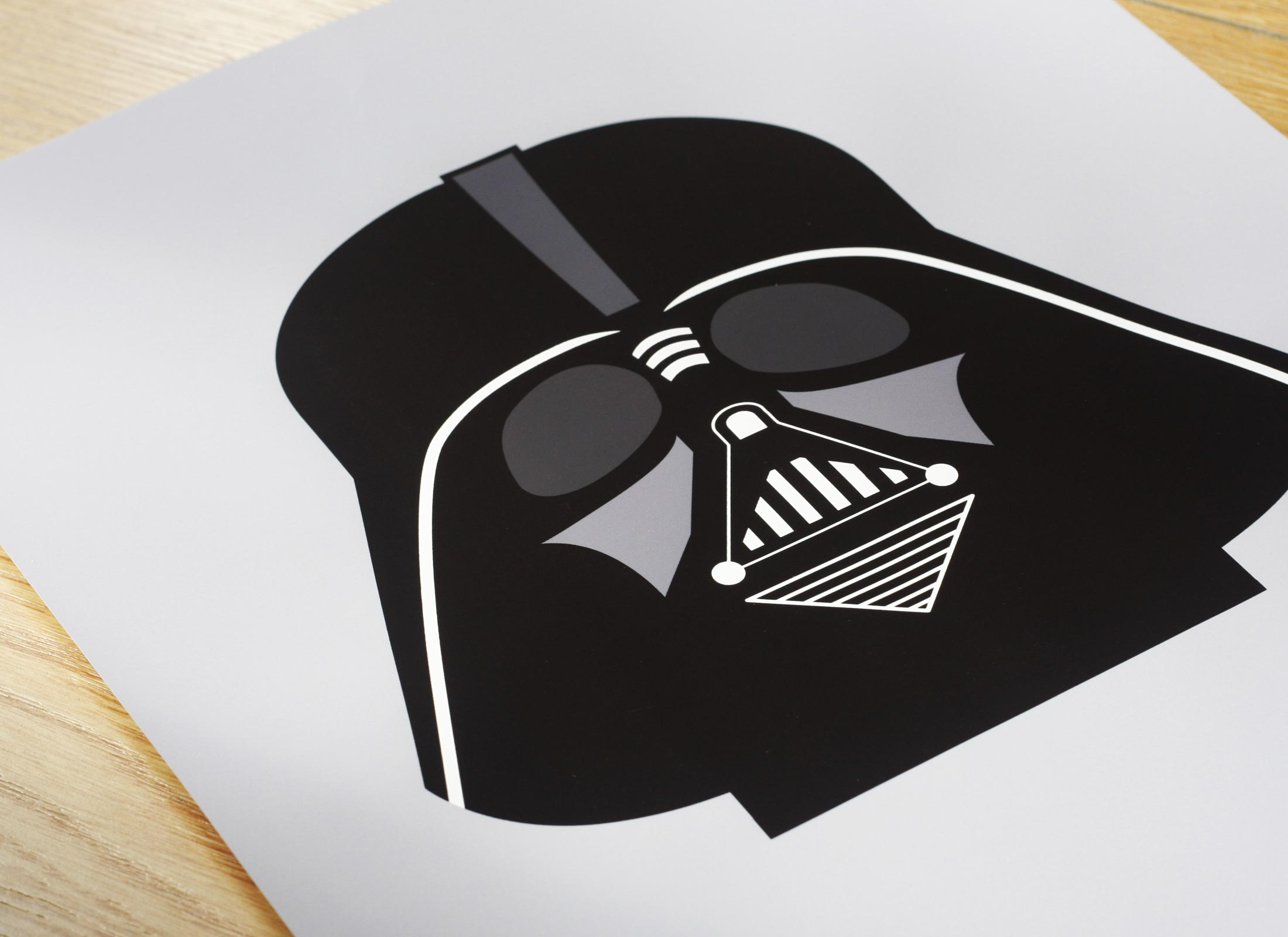 buy movie posters darth vader