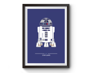 r2d2 movie poster