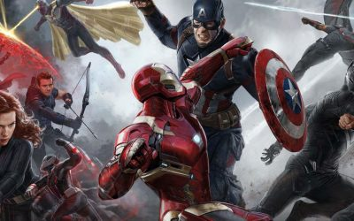 Film Review: Captain America Civil War