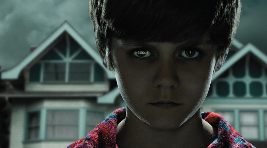film review insidious