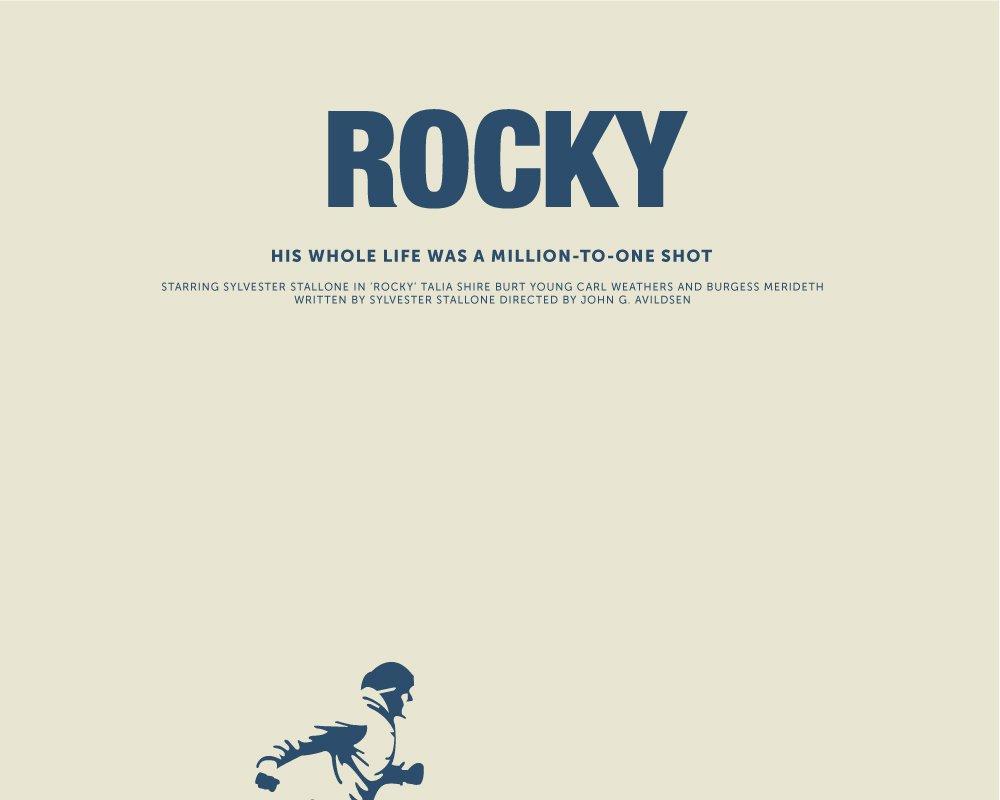 rocky balboa movie poster