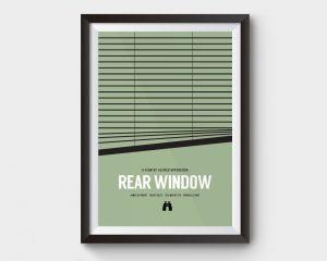 Alfred Hitchcock Rear Window