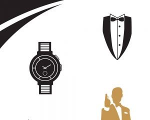 james bond movie poster