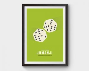 jumanji movie poster