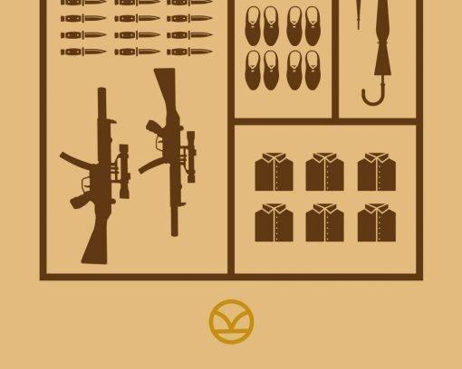 Kingsman Movie Poster`