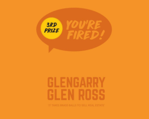 Glengarry Glen Ross Poster