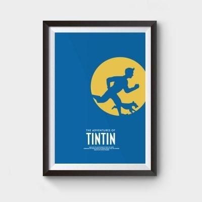 tin tin poster
