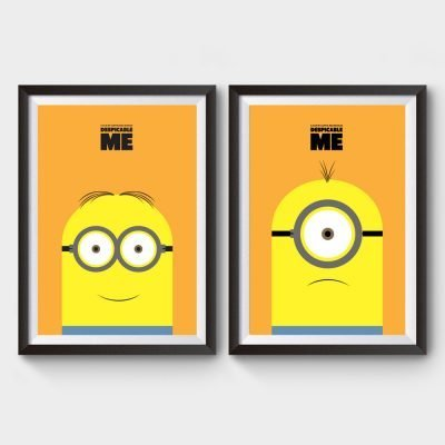 Despicable Me Dave and Stuart