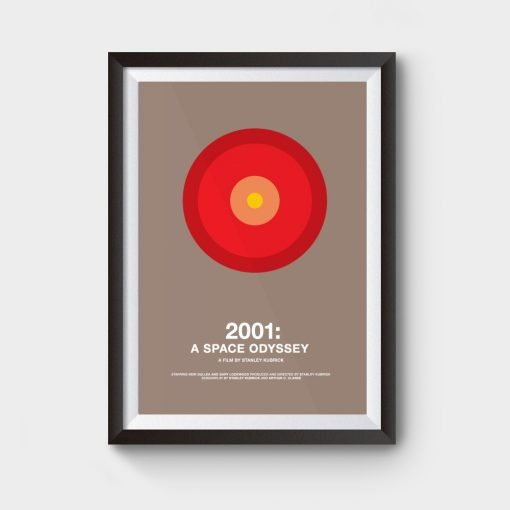space odyssey movie poster
