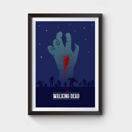 Walking Dead Movie Poster