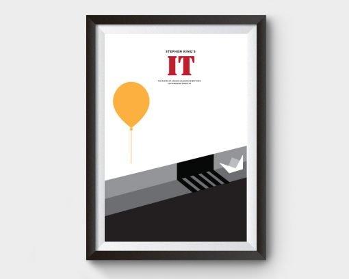 It Stephen King poster