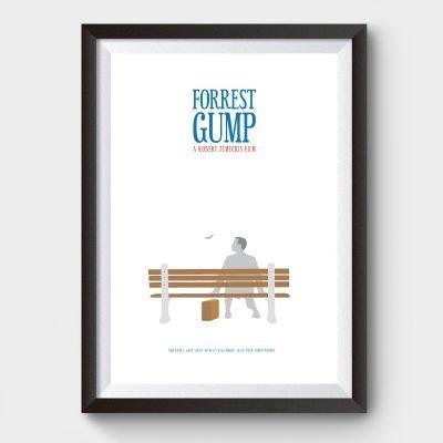 forrest gump movie poster