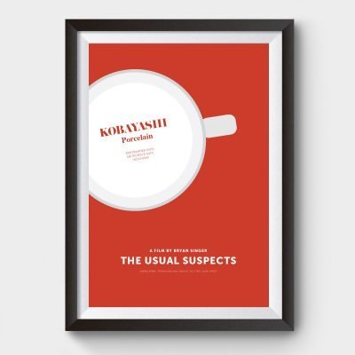 usual suspects movie poster