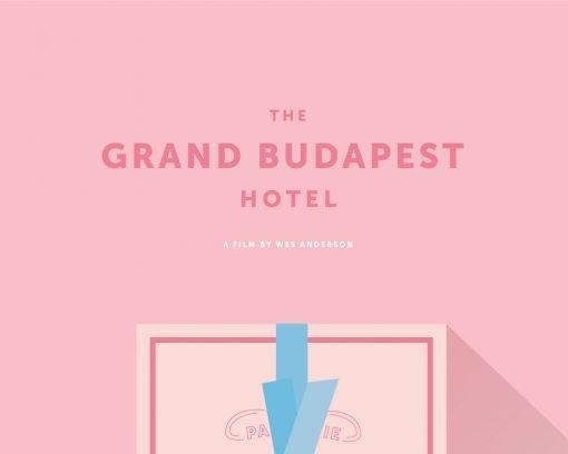 Grand Budapest Hotel Print