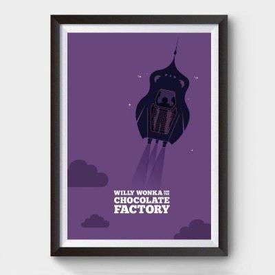 Willy Wonka Movie Poster