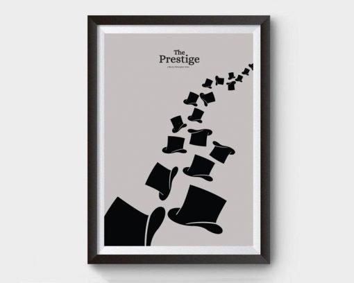 Christopher Nolan movie posters