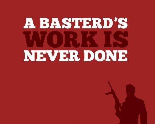 Inglourious Basterds Movie Poster