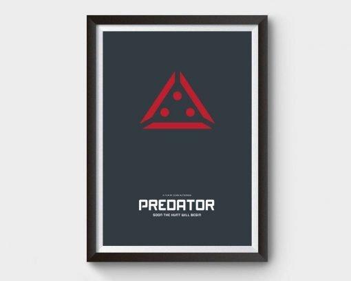 Predator movie poster