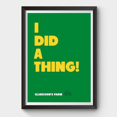 Clarkson's Farm Poster